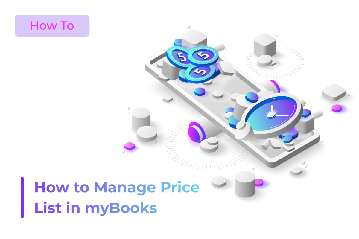 How to Manage Price Lists in myBooks