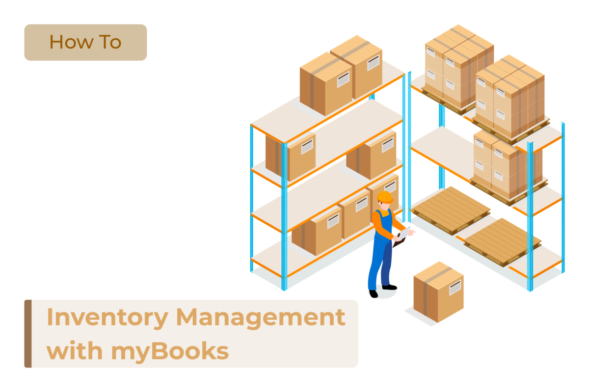 Inventory Management with myBooks