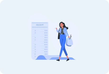 Manage Your receipt with ease