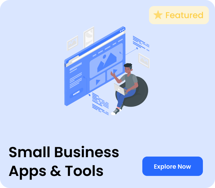 Small business Apps & Tools