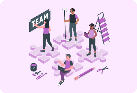 Keep Your team connected and inspired on every project