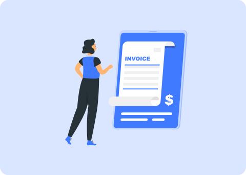 Manage your invoices and receipts like a pro