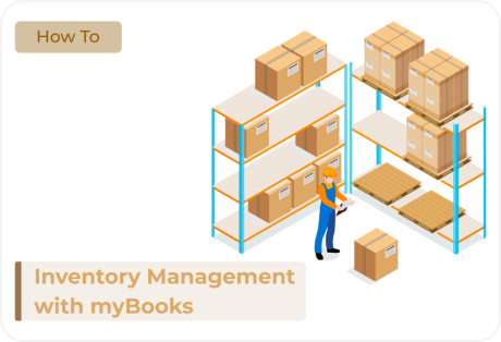 Inventory Management wih myBooks